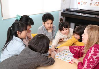 子供英語クラス